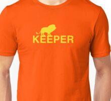 Lion Keeper Unisex T-Shirt