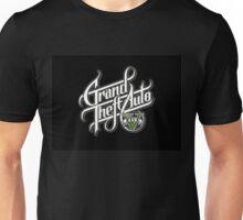 Grand Theft Auto 5 YouTube Logo Unisex T-Shirt