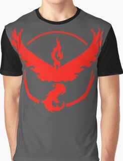Retro Team Valor Graphic T-Shirt