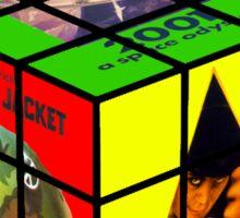 Kubrick 's Cube Sticker