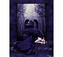 Lost Angel Photographic Print