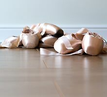 The New Pointe Shoes by Pixelglo Photography