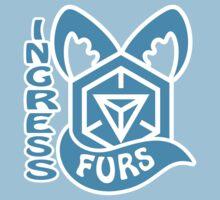 Ingress Furs Kids Tee