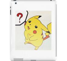 Pikachu? iPad Case/Skin