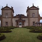 Chatelherault Park- The Hunting Lodge and Garden by biddumy