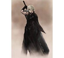 Cloud Strife Final Fantasy VII Photographic Print