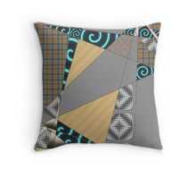 PATTERNS FOREVER Throw Pillow