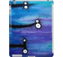 the creatures from the drain 21 iPad Case/Skin