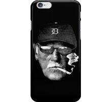 Cigarette Smoking Jim Leyland iPhone Case/Skin
