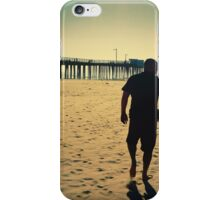 To the end of the earth  iPhone Case/Skin