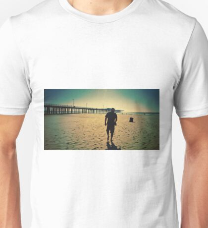 To the end of the earth  Unisex T-Shirt