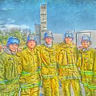 Fire Explorers; La County; Los Angeles, CA USA by leih2008