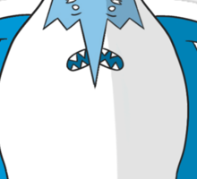 Ice King, Adventure Time Sticker