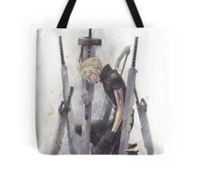 Cloud Strife Final Fantasy VII Tote Bag