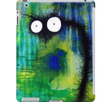 The creatures from the drain 20 iPad Case/Skin