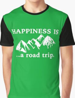 Adventure Shirt Road Trip Graphic T-Shirt