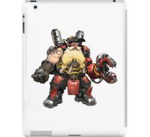 Torbjörn iPad Case/Skin