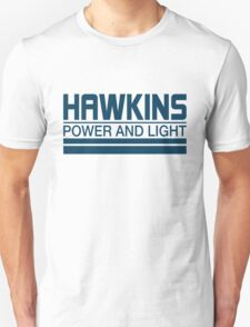Hawkins Power & Light Unisex T-Shirt