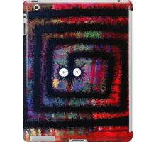 The creatures from the drain 19 iPad Case/Skin