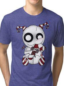 Sweet Tooth: Peppermint Tri-blend T-Shirt