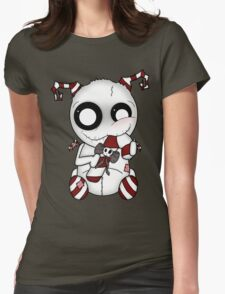 Sweet Tooth: Peppermint Womens Fitted T-Shirt