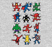Keith Haring Superhero Edition Classic T-Shirt