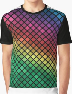 colorful abstract background Graphic T-Shirt