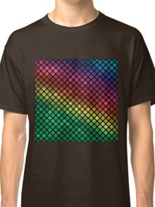 colorful abstract background Classic T-Shirt