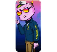 Air Marshal Malcom Lowe iPhone Case/Skin