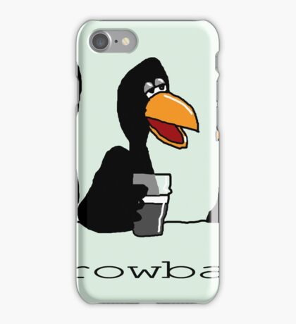 Crowbar iPhone Case/Skin