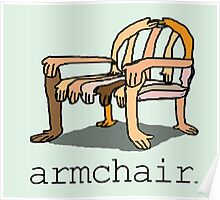 armchair Poster