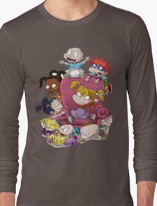 Naughty Kids Long Sleeve T-Shirt