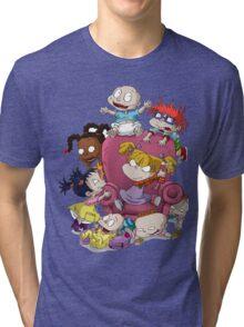 Naughty Kids Tri-blend T-Shirt