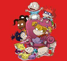 Naughty Kids Unisex T-Shirt