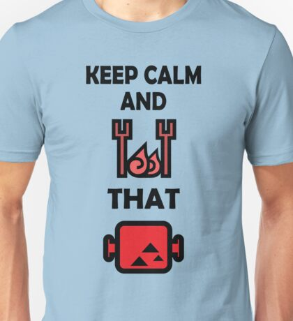 Keep Calm and BBQ that Meat T-Shirt