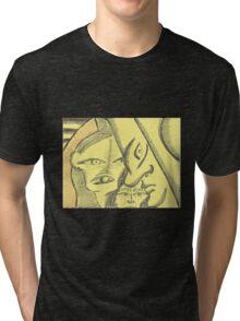 just wonderin' Tri-blend T-Shirt