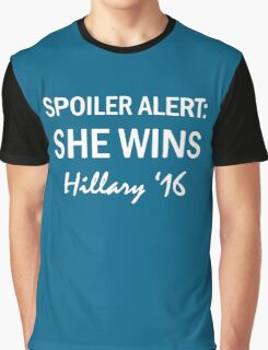 Hillary Graphic T-Shirt