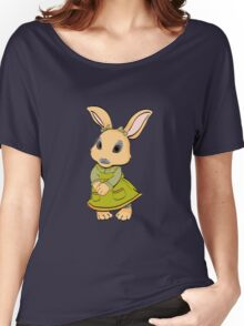 Cotton Tail From Peter Rabbit Women's Relaxed Fit T-Shirt