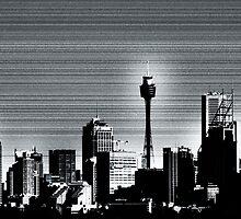 Graphite Skyline by DuboisDigital