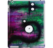 The Creatures From The Drain 15 a iPad Case/Skin
