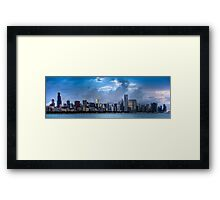 Chicago Framed Print