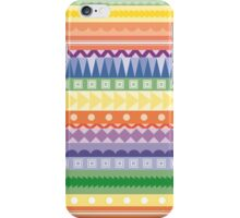 Tribe, Meet Pastels iPhone Case/Skin