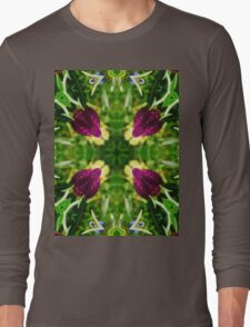 Floral #55 Long Sleeve T-Shirt