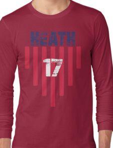 Tobin Heath #17   USWNT Olympic Roster Long Sleeve T-Shirt