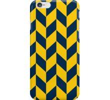 Michigan pattern  iPhone Case/Skin