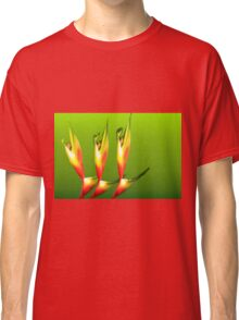 Heliconia dance Classic T-Shirt
