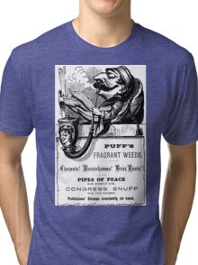 Puff's Fragrant Weeds Tri-blend T-Shirt