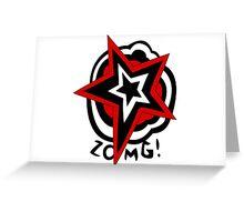 Persona 5 ZONG  Greeting Card
