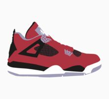 AIR JORDAN 4 TORO by mixedblood