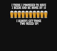 3 beers or 10 Classic T-Shirt